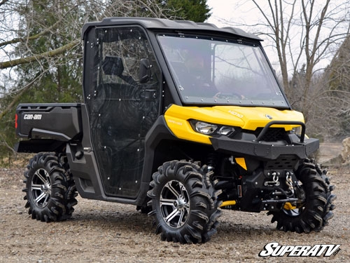 Can-Am Defender Full Cab Enclosure Doors