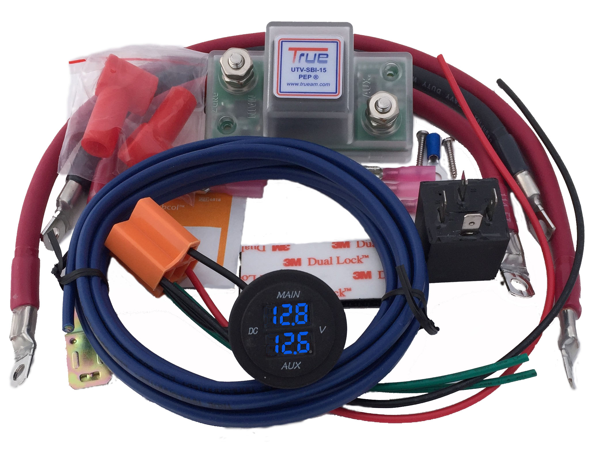 UTV Battery Isolators & Jump Starters