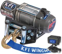 ATV & UTV Winches, Mounts & Acc.